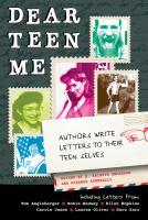 Dear Teen Me