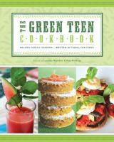 The Green Teen Cookbook