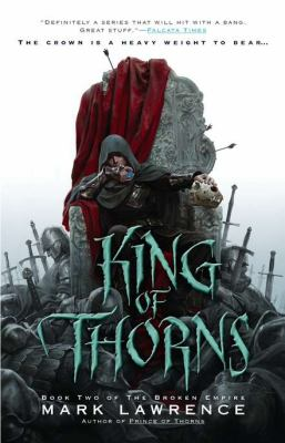 Cover image for King of Thorns