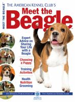 The American Kennel Club's Meet the Beagle