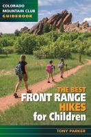 The Best Front Range Hikes for Children