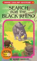 Search for the Black Rhino