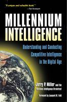 Millennium Intelligence