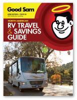 Good Sam 2016 North American RV Travel & Savings Guide