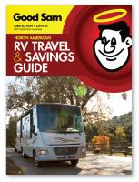 Good Sam 2016 North American RV Travel & Savings Guide
