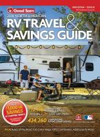 Good Sam 2018 North American RV Travel & Savings Guide