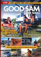 Good Sam 2019 North American RV Travel & Savings Guide