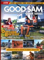 Good Sam Travel Savings Guide for the RV & Outdoor Enthusiast 2019