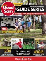 Good Sam North American RV Travel & Savings Guide