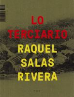 Lo terciario / The Tertiary