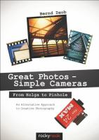 Great Photos, Simple Cameras