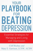 Your Playbook for Beating Depression