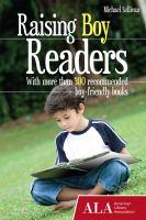 Raising Boy Readers