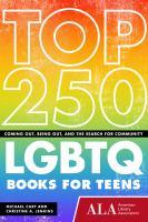 Top 250 LGBTQ Books for Teens