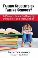 Failing Students or Failing Schools?