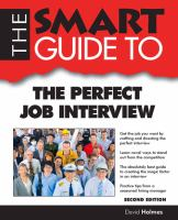The Smart Guide to the Perfect Job Interview