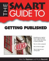 The Smart Guide To Getting Published