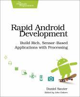 Rapid Android Development