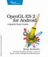 OpenGL ES 2 for Android