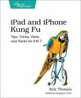 IPhone and IPad Kung Fu