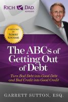 The ABC's of Getting Out of Debt
