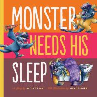 Monster Needs His Sleep
