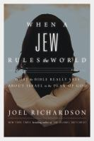 When A Jew Rules the World
