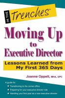 Moving up to Executive Director