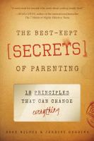 The Best-kept Secrets of Parenting