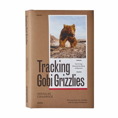 Cover image for Tracking Gobi Grizzlies