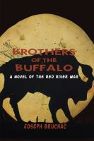 Cover of Brothers of the Buffalo: a