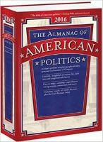 The Almanac of American Politics 2016