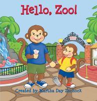 Hello, Zoo! (boardbook)