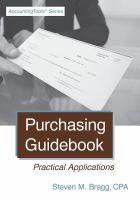 Purchasing Guidebook