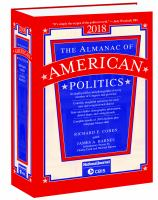 The Almanac of American Politics 2018
