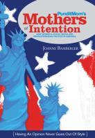 PumditMom's Mothers of Intention