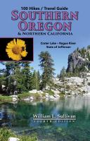 100 Hikes / Travel Guide Southern Oregon & Northern California