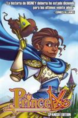 Cover image for Princeless