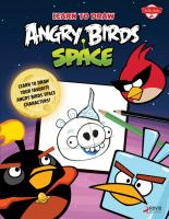 Learn to Draw Angry Birds Space