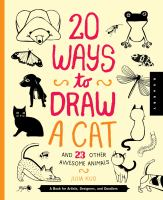 20 Ways to Draw A Cat and 23 Other Awesome Animals