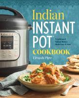 Indian Instant Pot Cookbook