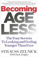 Becoming Ageless