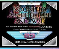 Kognitio Architecture and SQL