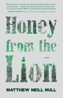 Honey From the Lion