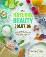 The Natural Beauty Solution