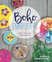 Boho Embroidery