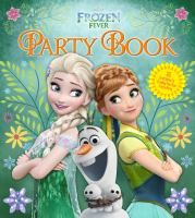 Disney Frozen Fever Party Book