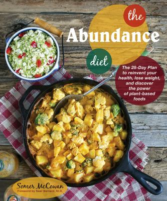 Cover image for The Abundance Diet