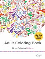 Image: Adult Coloring Book