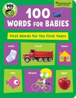 100 Words for Babies